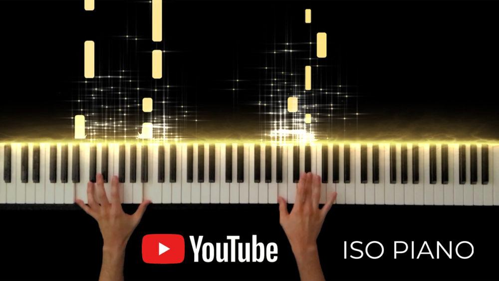 ISO PIANO 公式YouTube